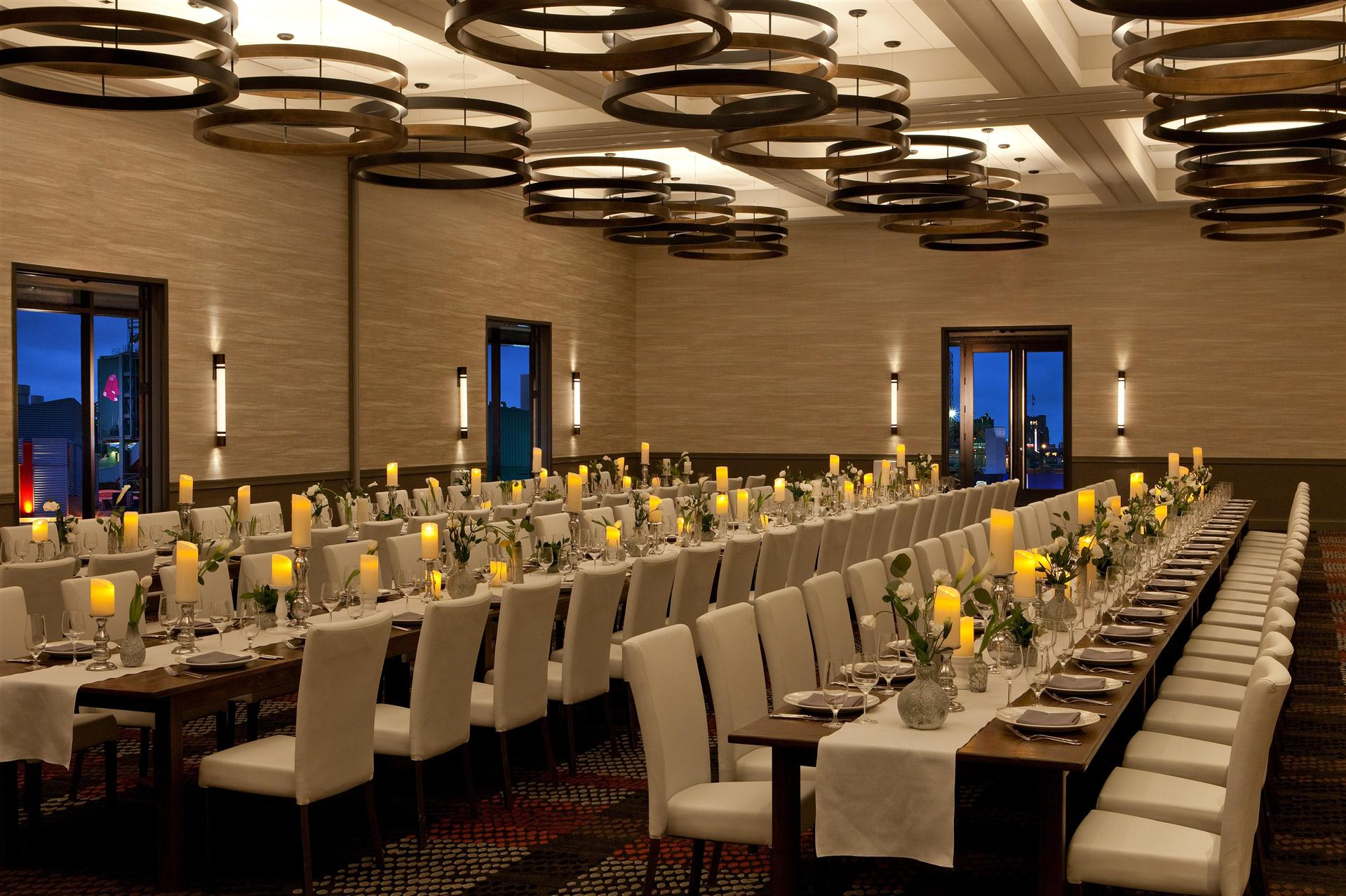 Meetings and Events at Hotel Commonwealth, Boston, MA, US