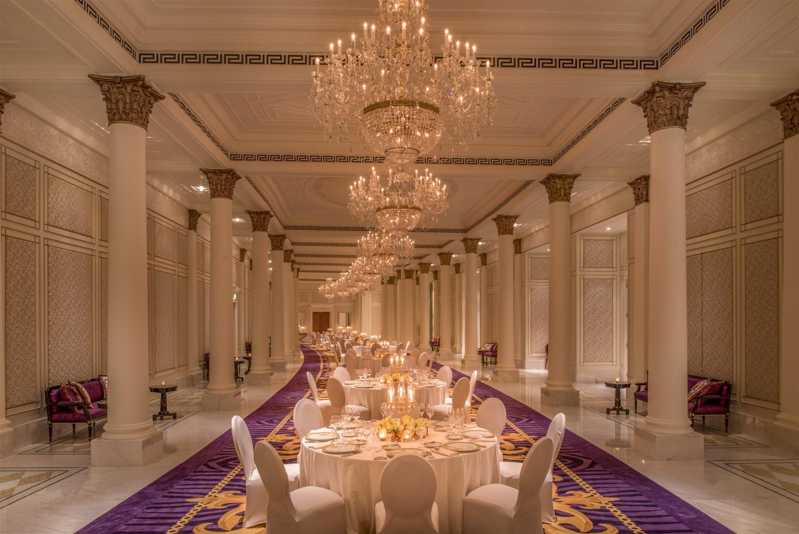 Meetings and events at Palazzo Versace Dubai, Dubai, AE