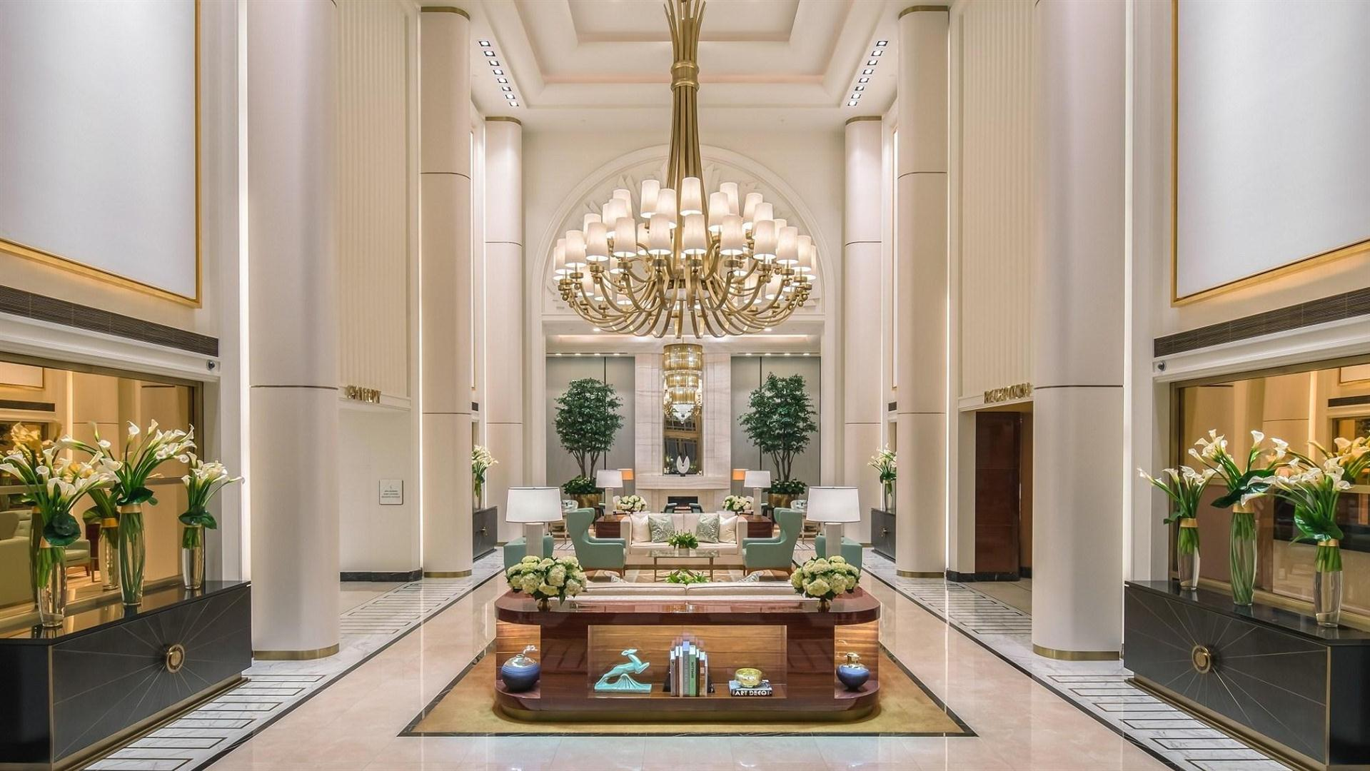 Meetings And Events At Waldorf Astoria Beverly Hills, Beverly Hills, CA, US