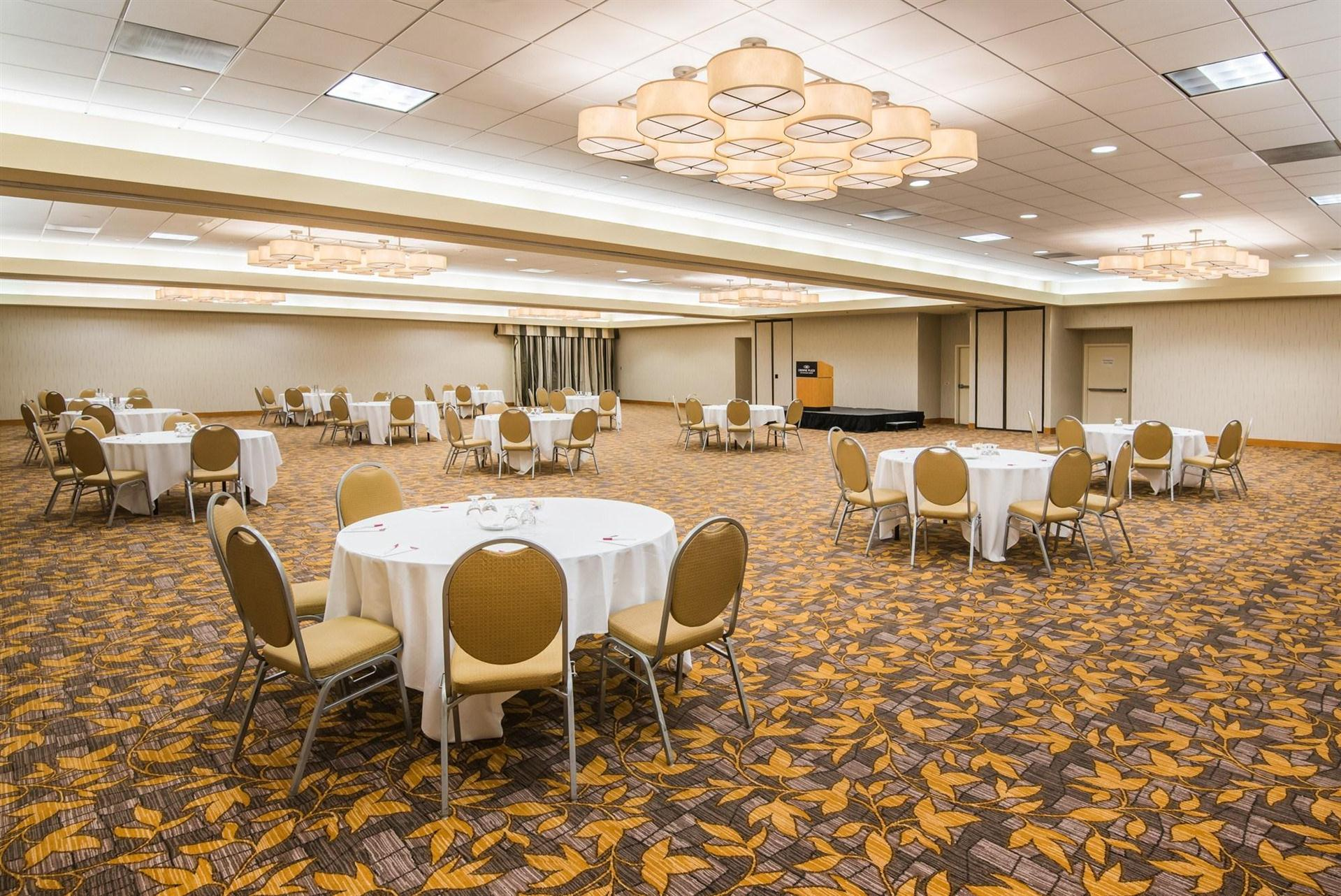 Meetings and Events at Crowne Plaza San Francisco Airport ...