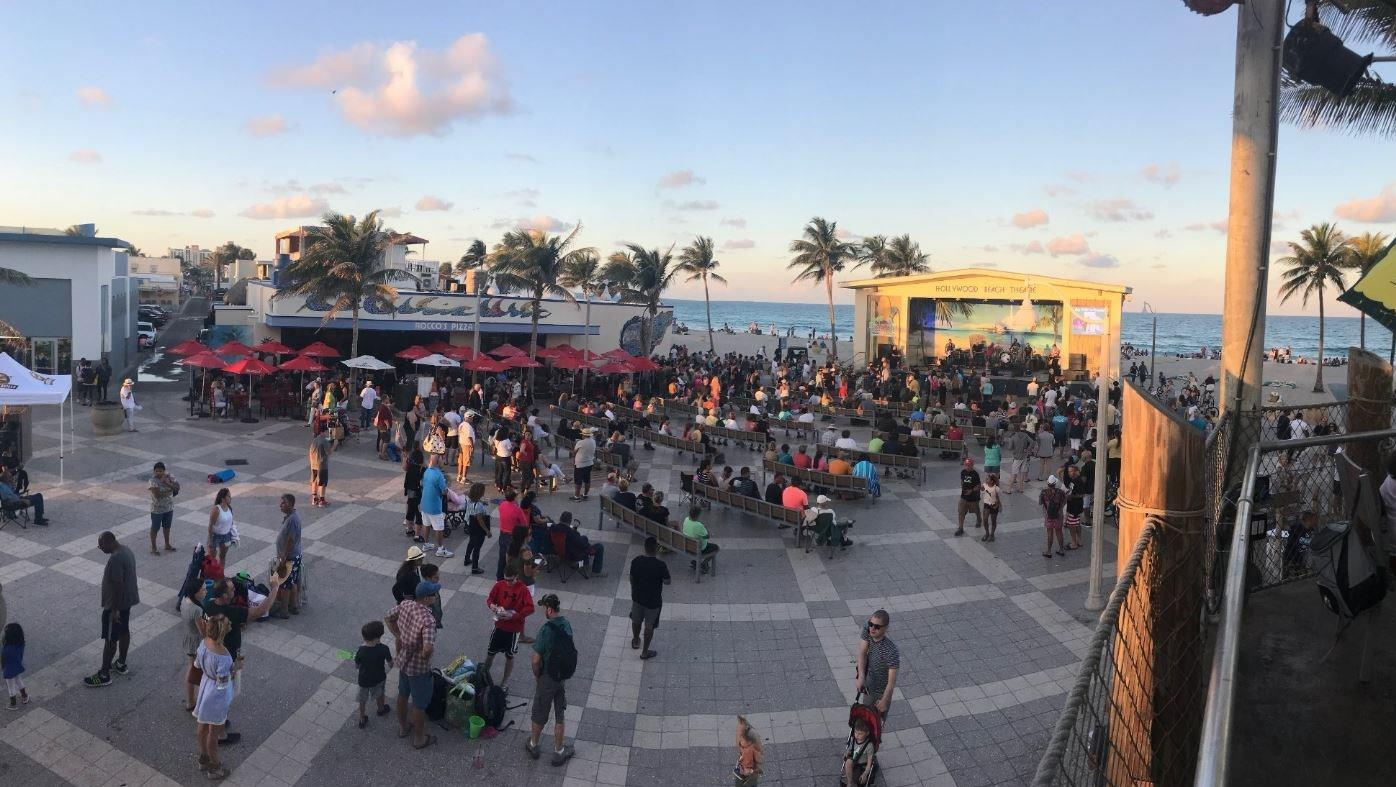 Meetings and events at Margaritaville Hollywood Beach Resort