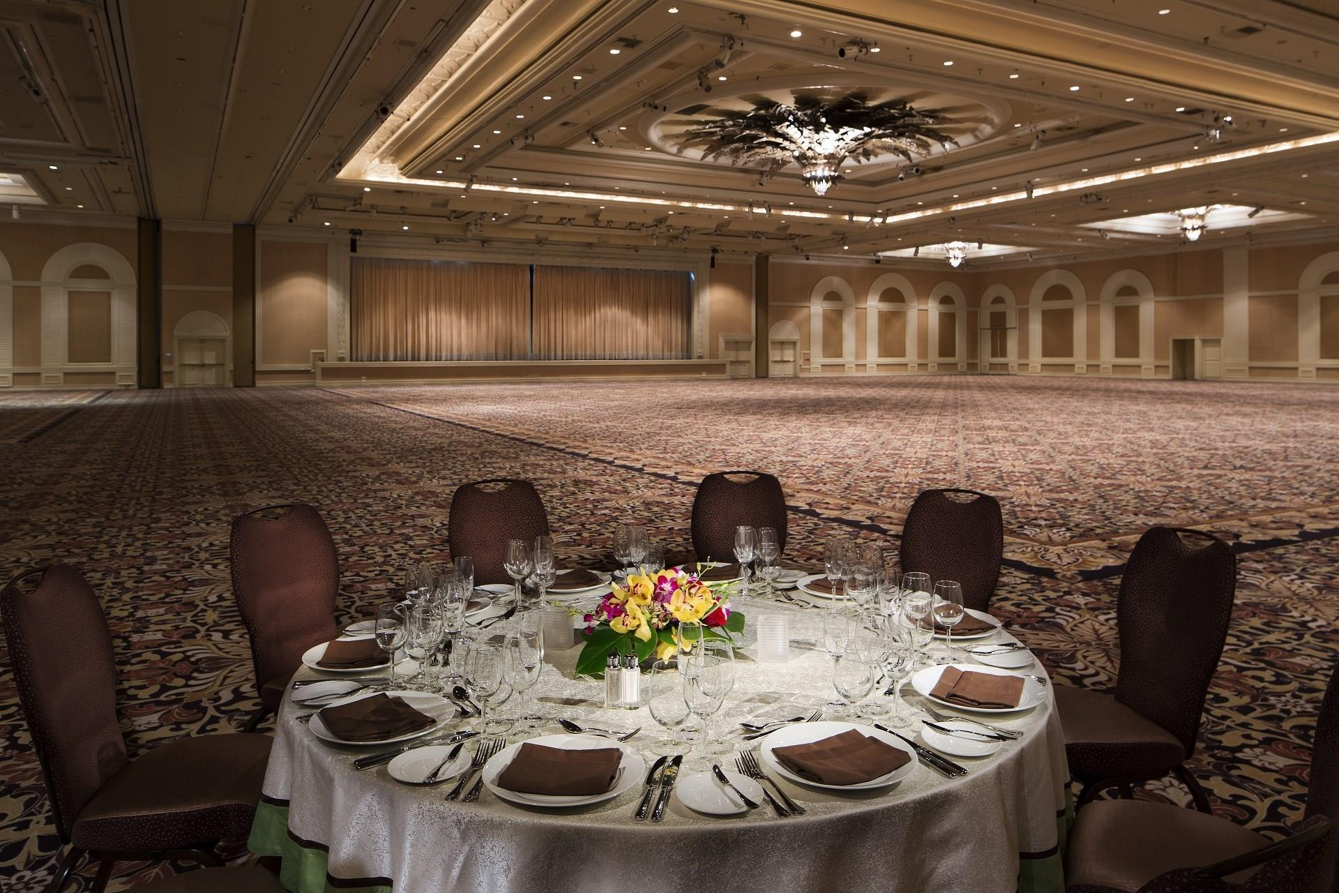 Meetings and Events at The Mirage, Las Vegas, NV, US