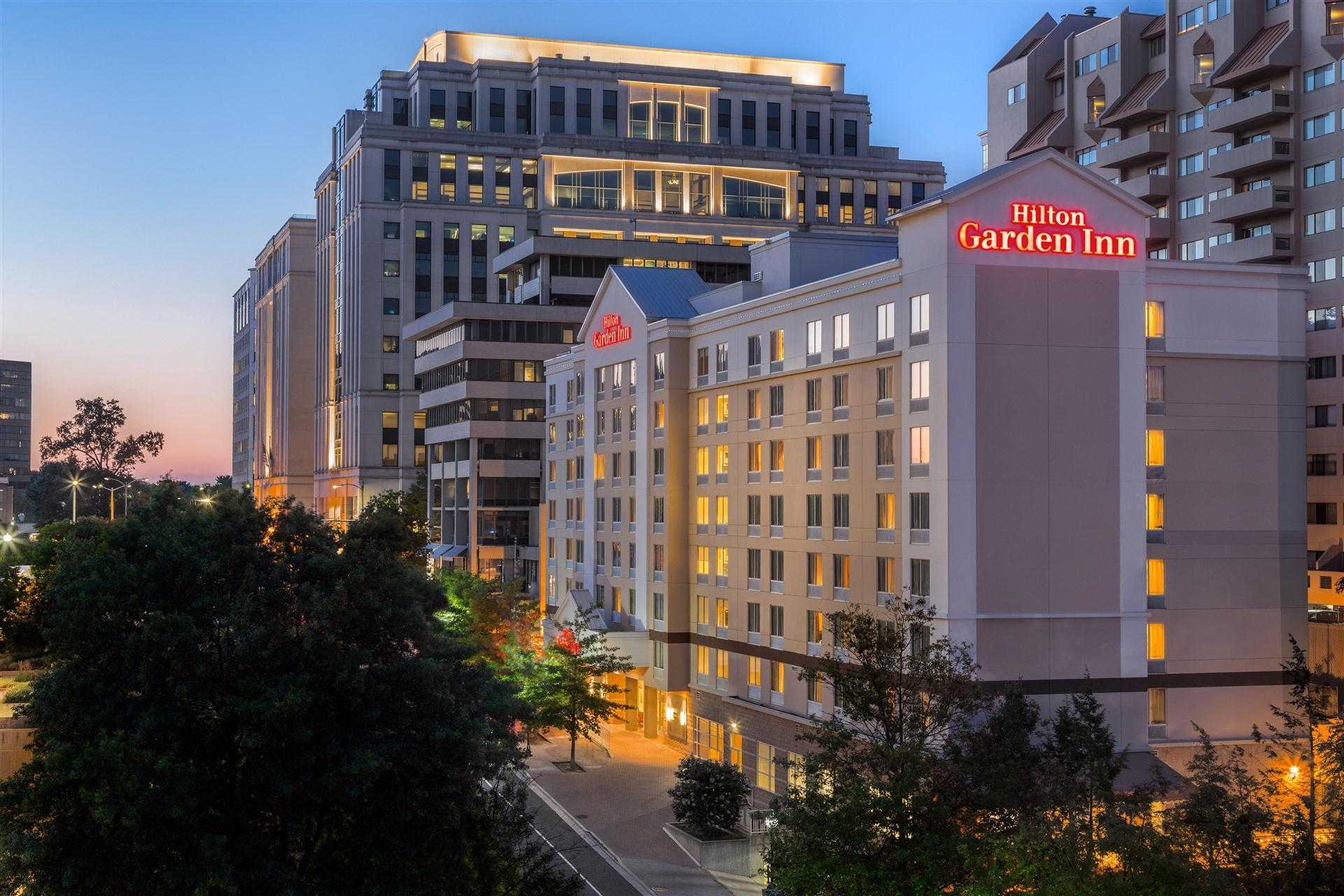 Meetings & Events at Hilton Garden Inn Arlington Courthouse Plaza
