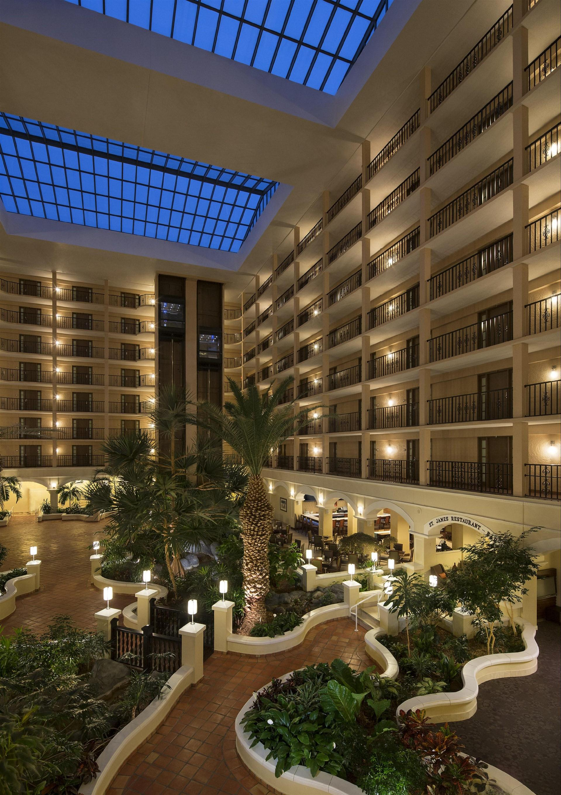 Meetings and Events at Four Points By Sheraton Suites Tampa Airport ...