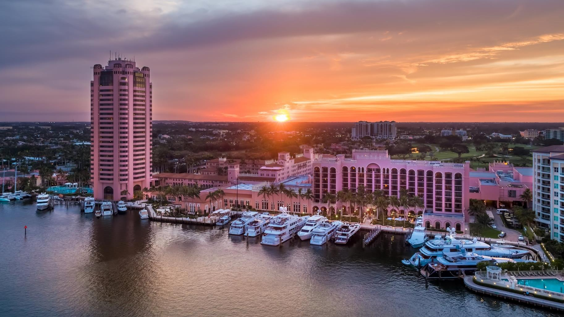 Meetings And Events At Boca Raton Resort And Club A Waldorf Astoria