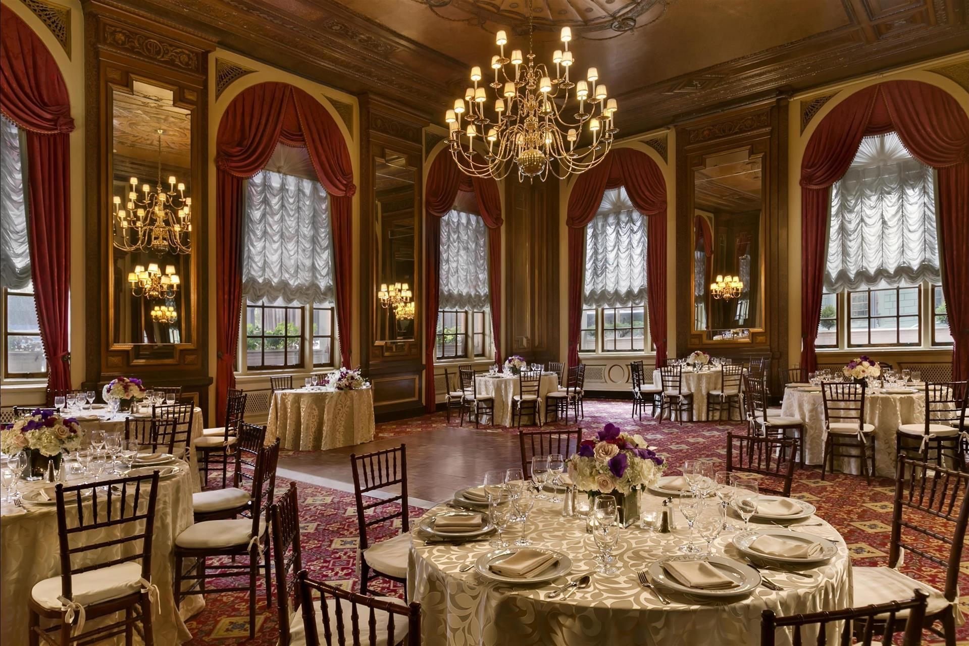 Meetings and Events at Fairmont Copley Plaza, Boston, MA, US