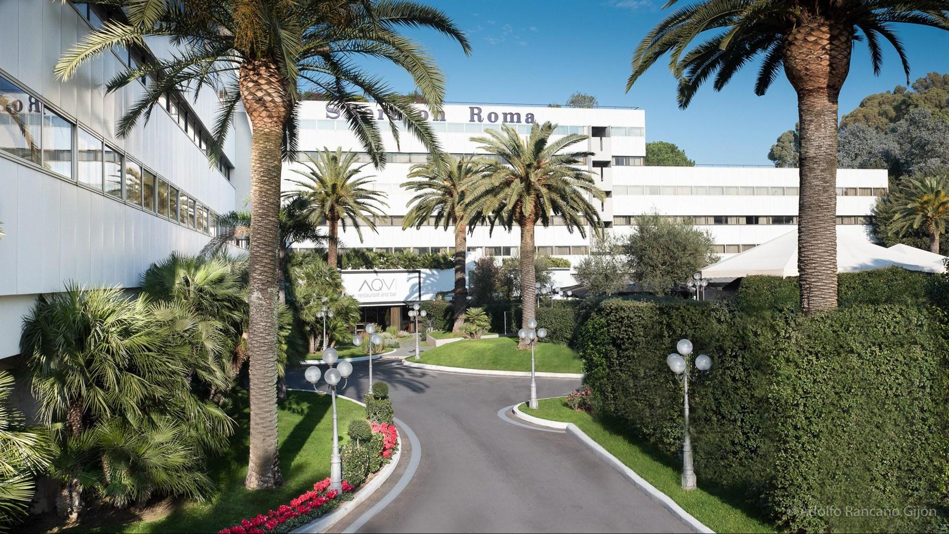 Meetings and Events at Sheraton Roma Hotel & Conference Center, Rome, IT