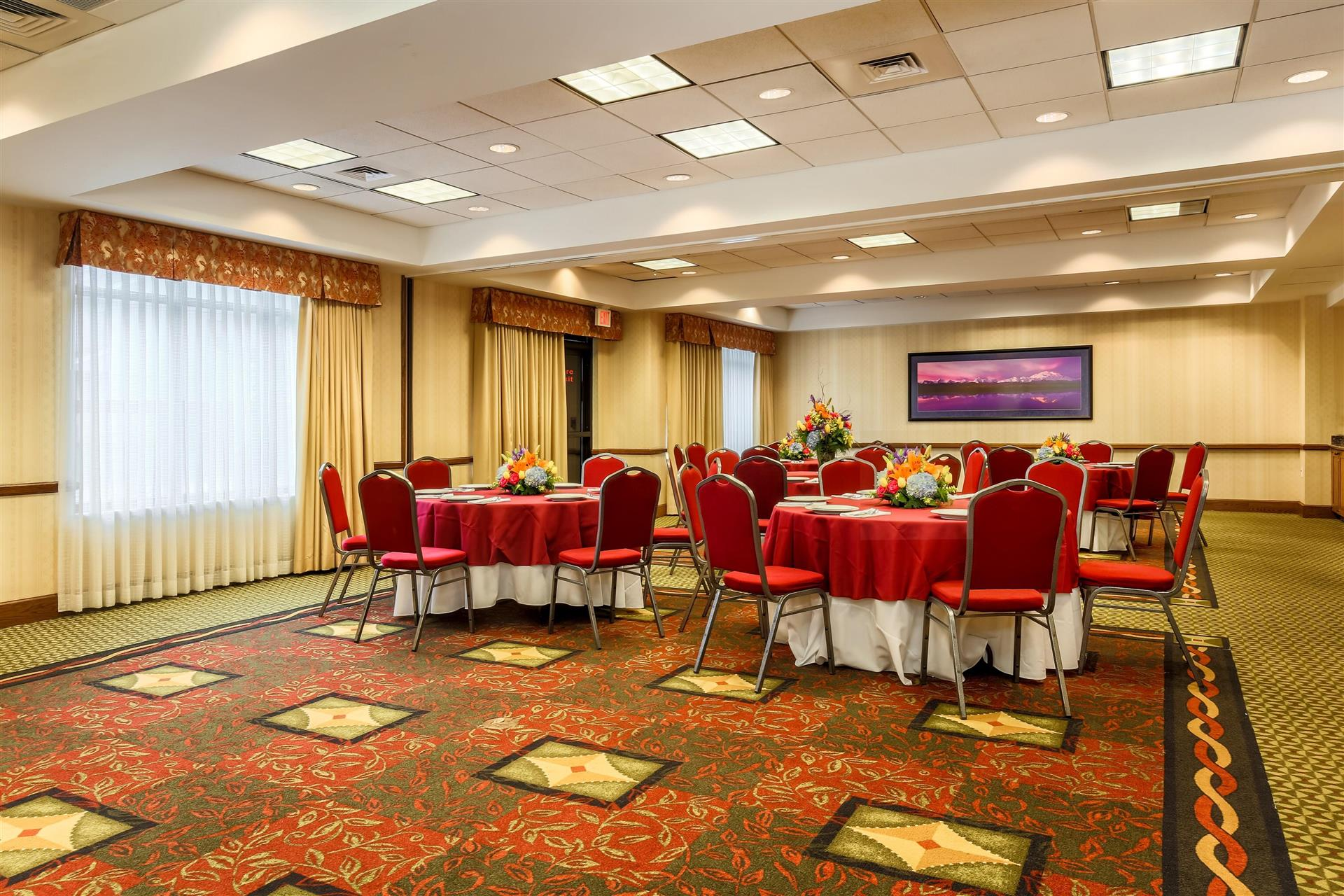 Meetings and Events at Hilton Garden Inn Anchorage, Anchorage, AK, US