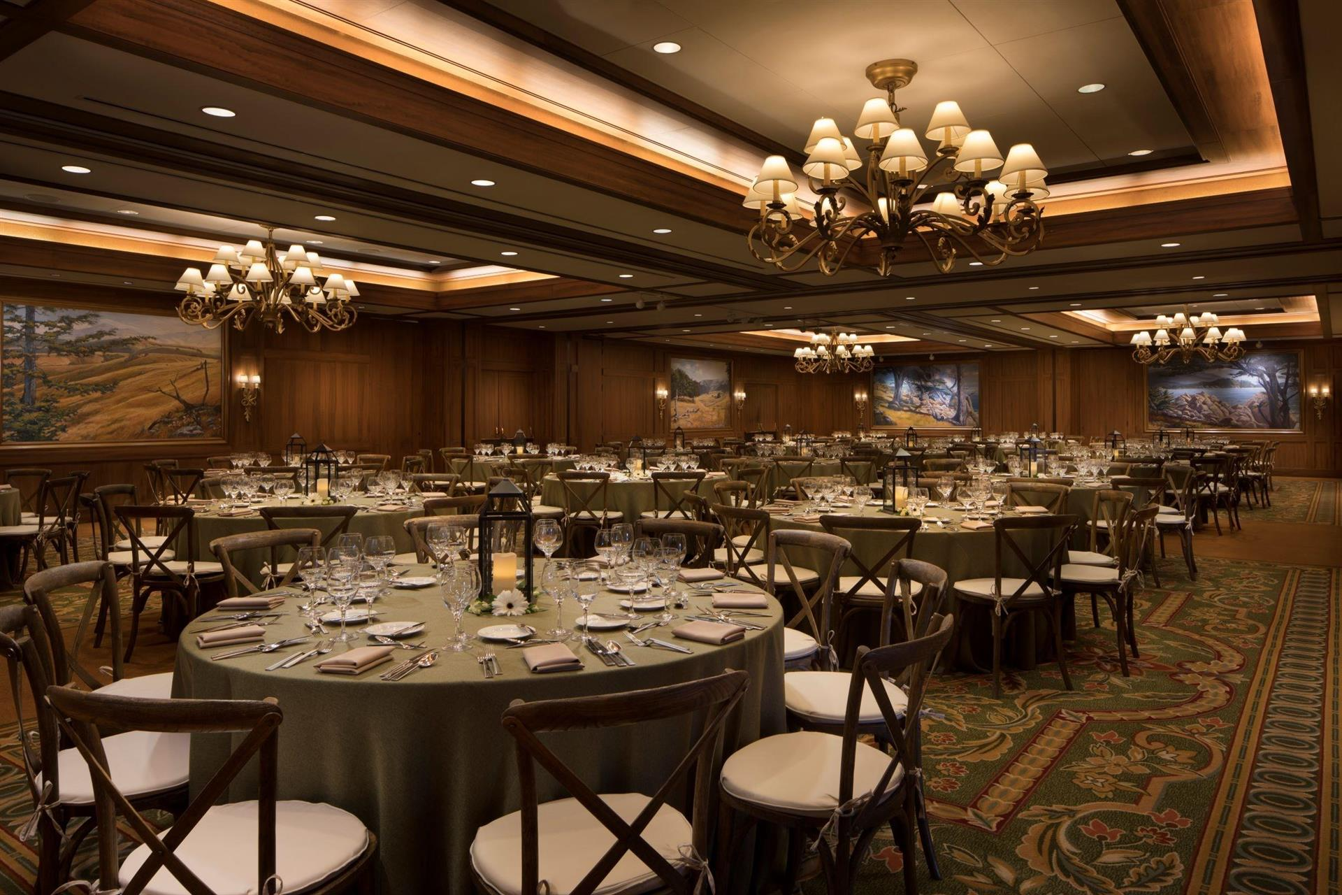 Meetings and events at Monterey Plaza Hotel & Spa Monterey CA US