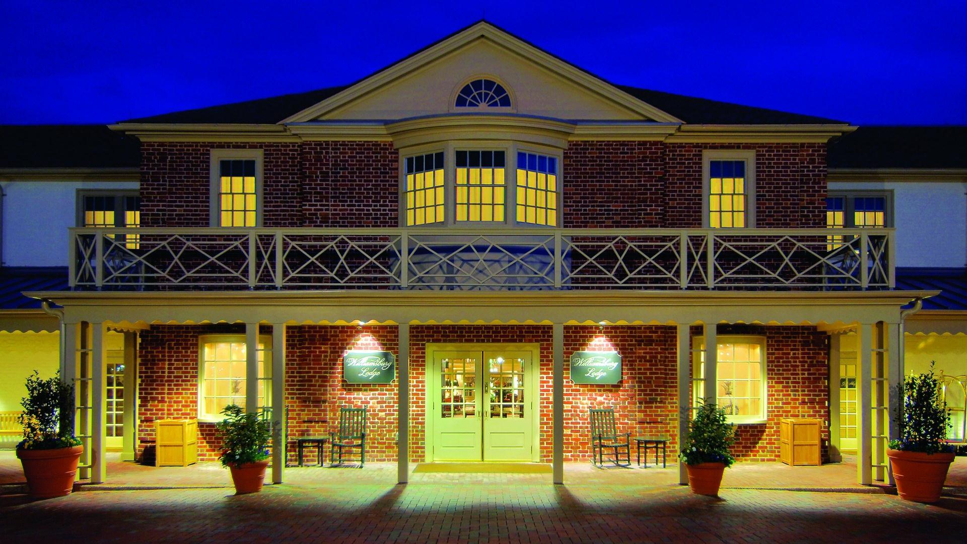 Meetings and Events at Williamsburg Lodge, Autograph Collection ...