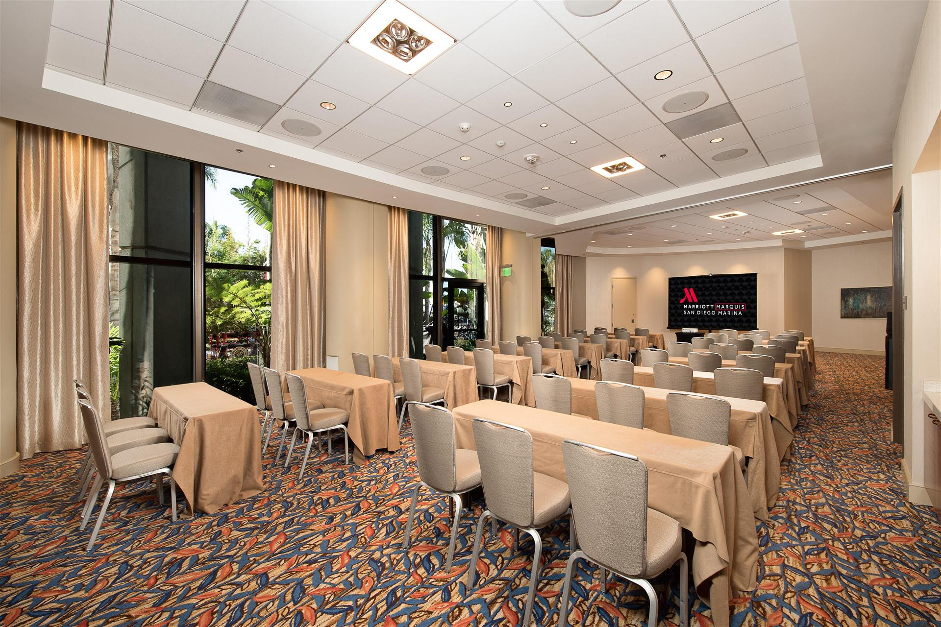 Meetings and events at Marriott Marquis San Diego Marina