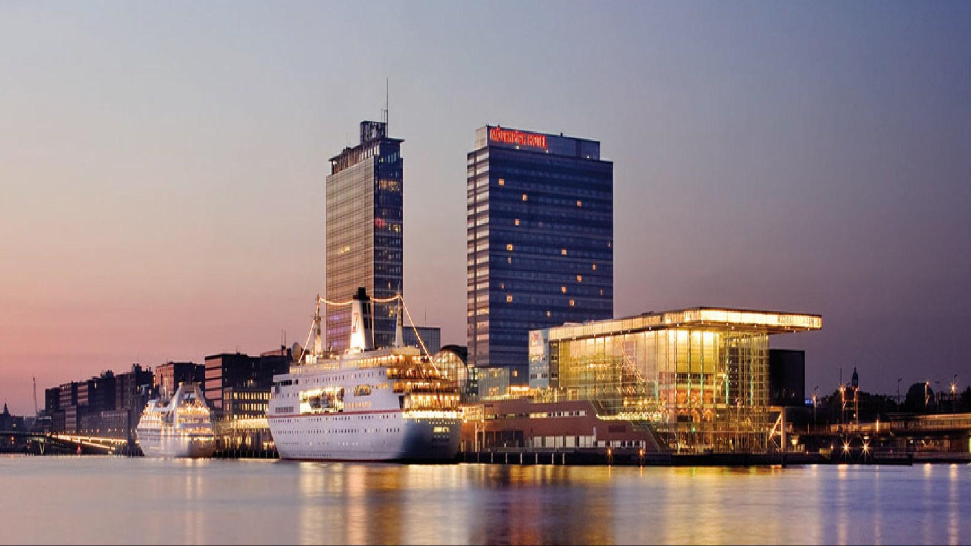 Venues promotions city guides for Train hotel amsterdam