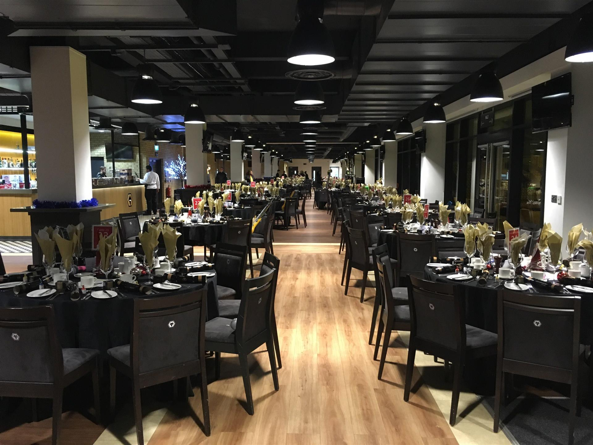 Meetings And Events At Molineux Stadium Wolverhampton
