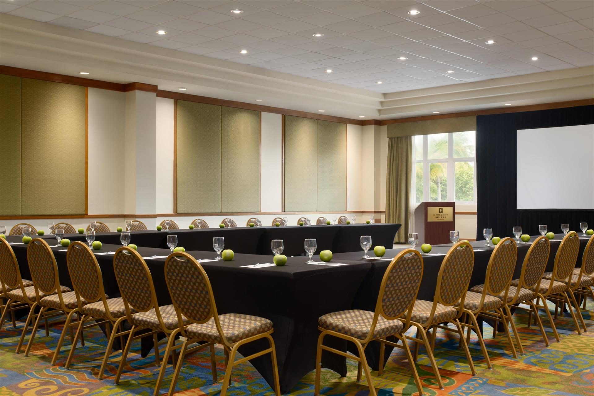 Meetings and events at Embassy Suites by Hilton Dorado del Mar Beach