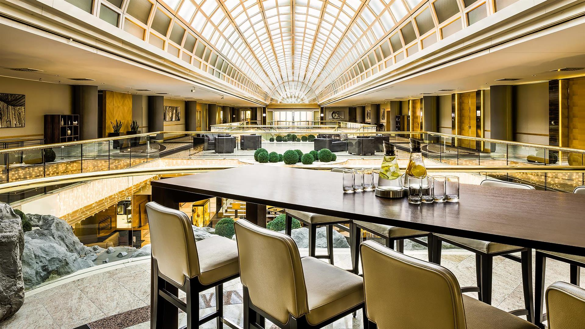 Meeting and event spaces at hilton austria hotels vienna and - Vienna Marriott Hotel