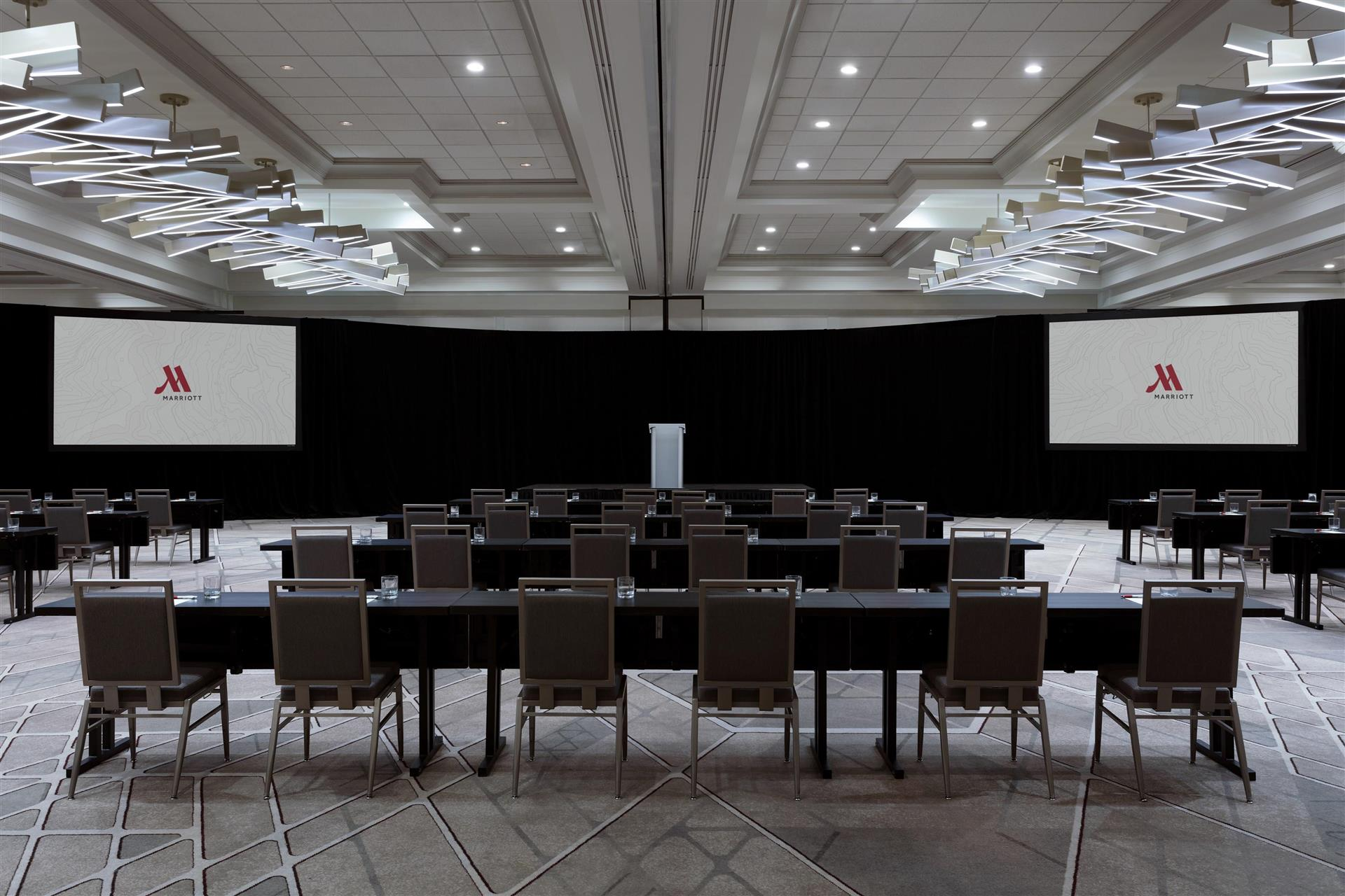 Meetings And Events At Cleveland Marriott Downtown At Key Tower Cleveland Oh Us