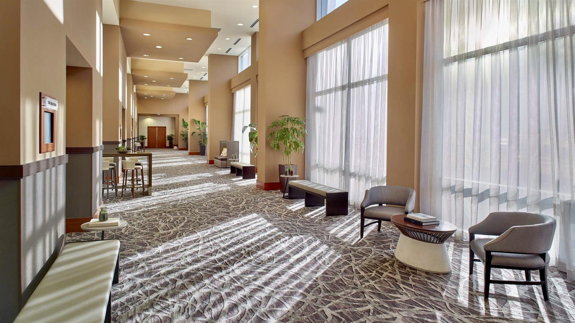 Meetings and events at Raleigh Marriott City Center, Raleigh