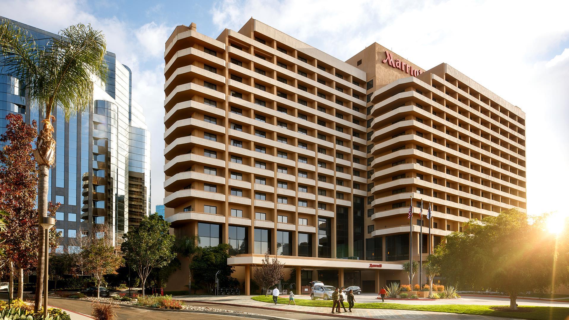 Meetings And Events At San Diego Marriott La Jolla La Jolla Ca Us
