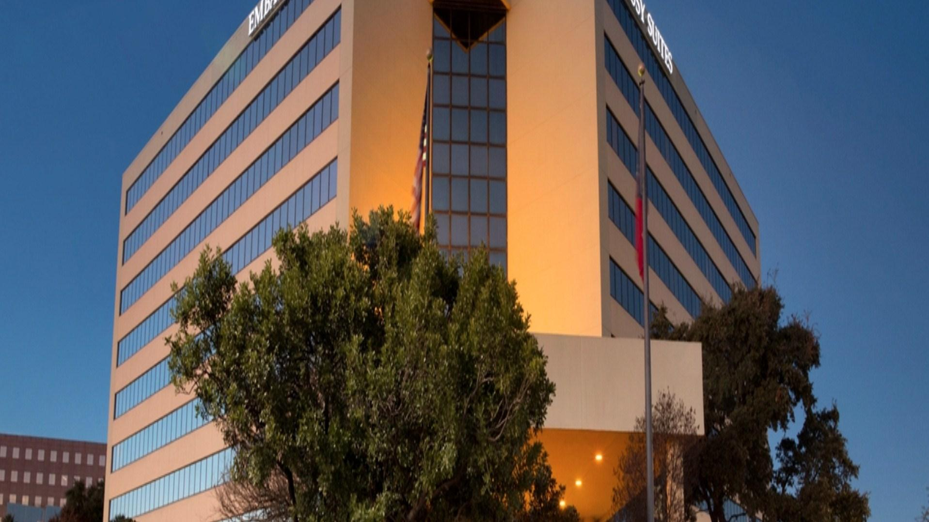 Meetings and Events at Embassy Suites by Hilton San Antonio Airport ...
