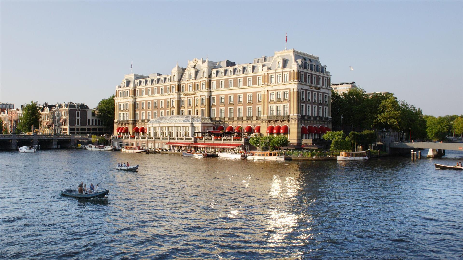 Meetings and events at InterContinental Amstel Amsterdam