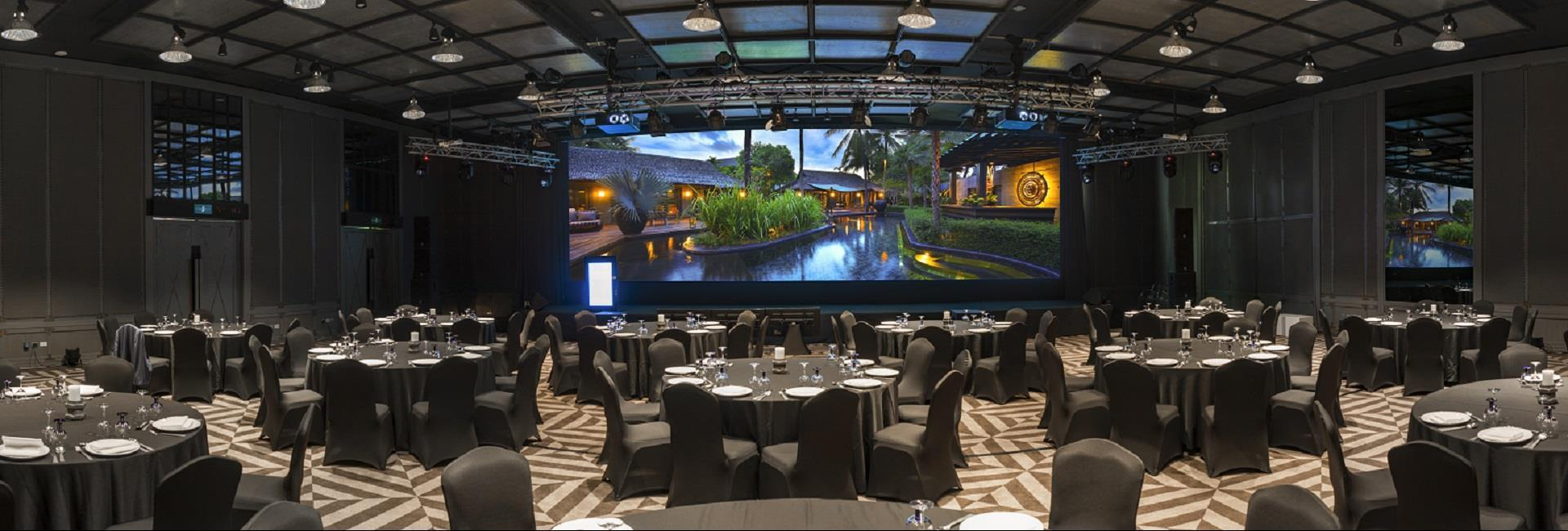 meetings & events at the slate, phuket, th