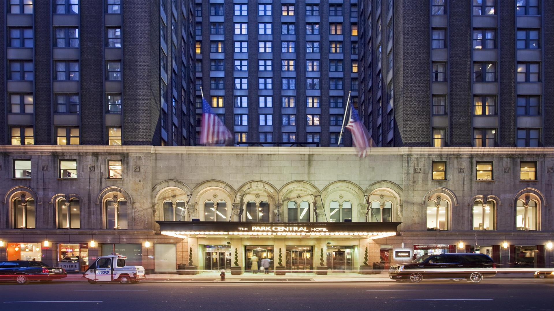 Venues promotions city guides for Hotels near central park new york