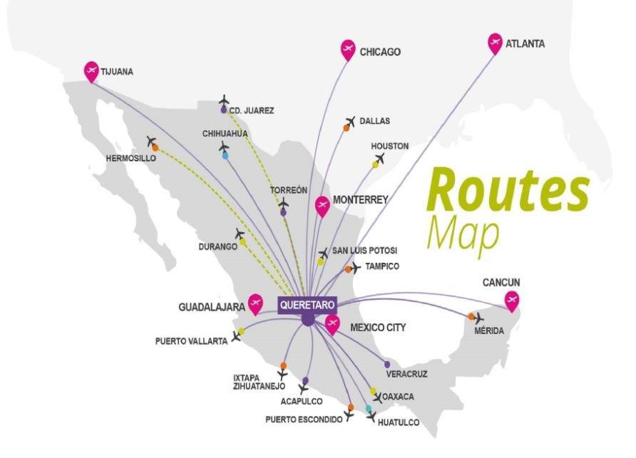 Meetings and events at Live Aqua Urban Resort San Miguel de