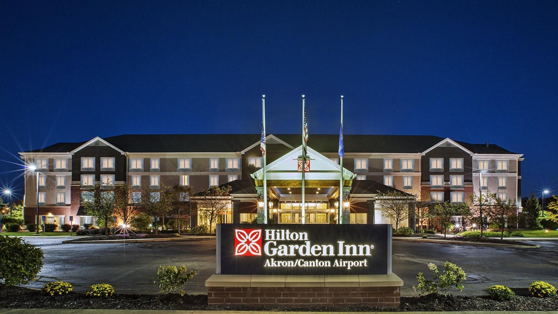 Hilton Garden Inn Akron Canton Airport