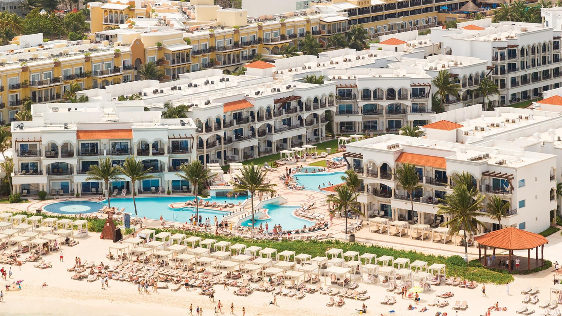 Meetings and events at Hilton Playa del Carmen, an All