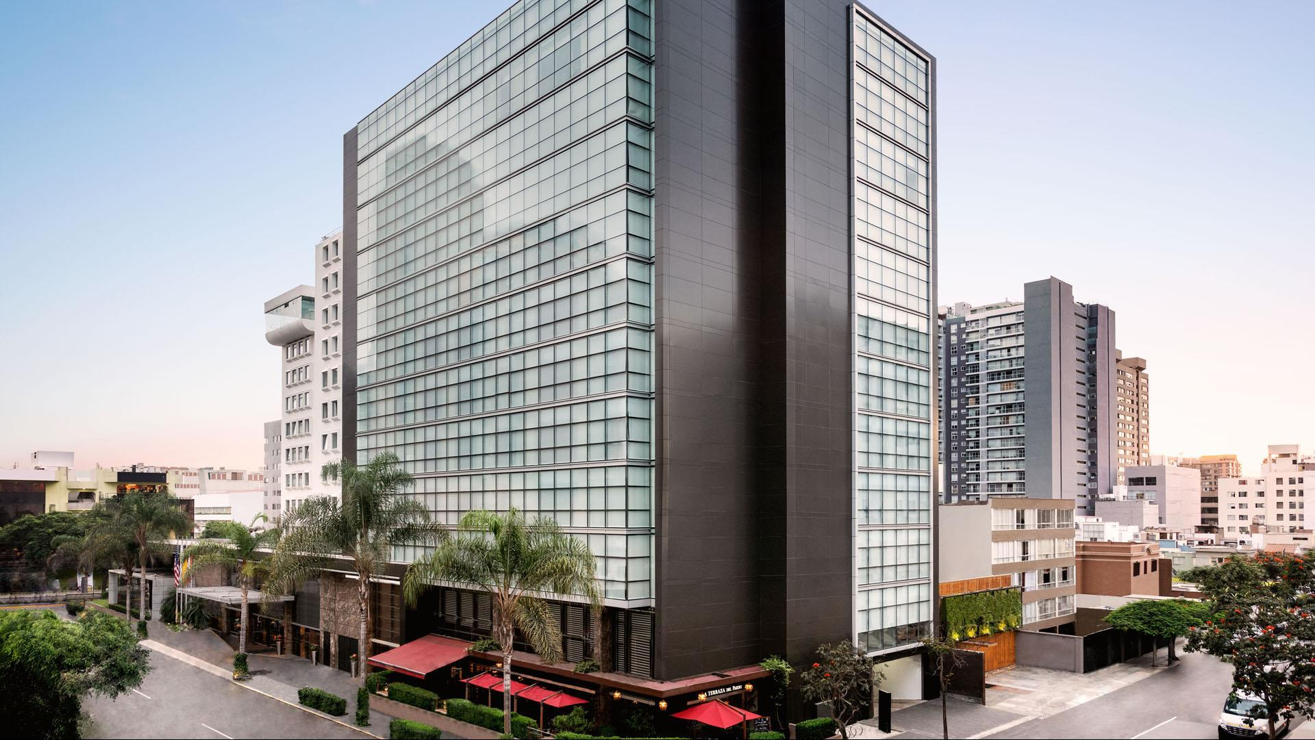Meetings And Events At El Pardo Doubletree By Hilton Hotel