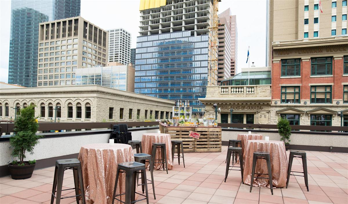 Meetings and events at Calgary Marriott Downtown Hotel