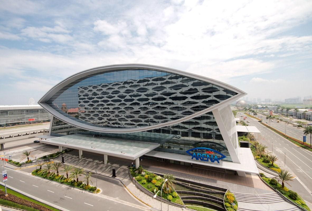 Asian mall in manilla