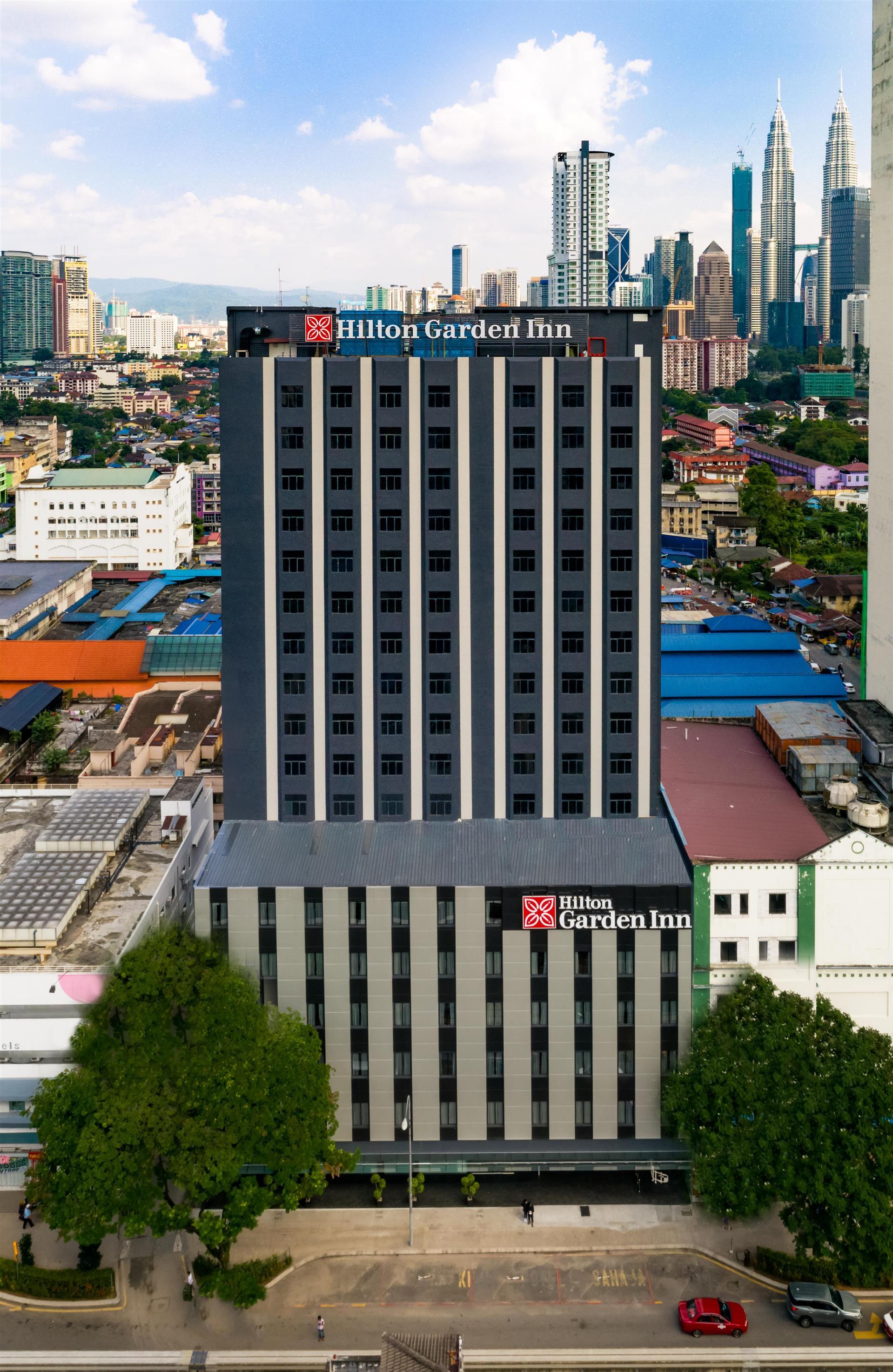 Meetings And Events At Hilton Garden Inn Kuala Lumpur Jalan Tuanku
