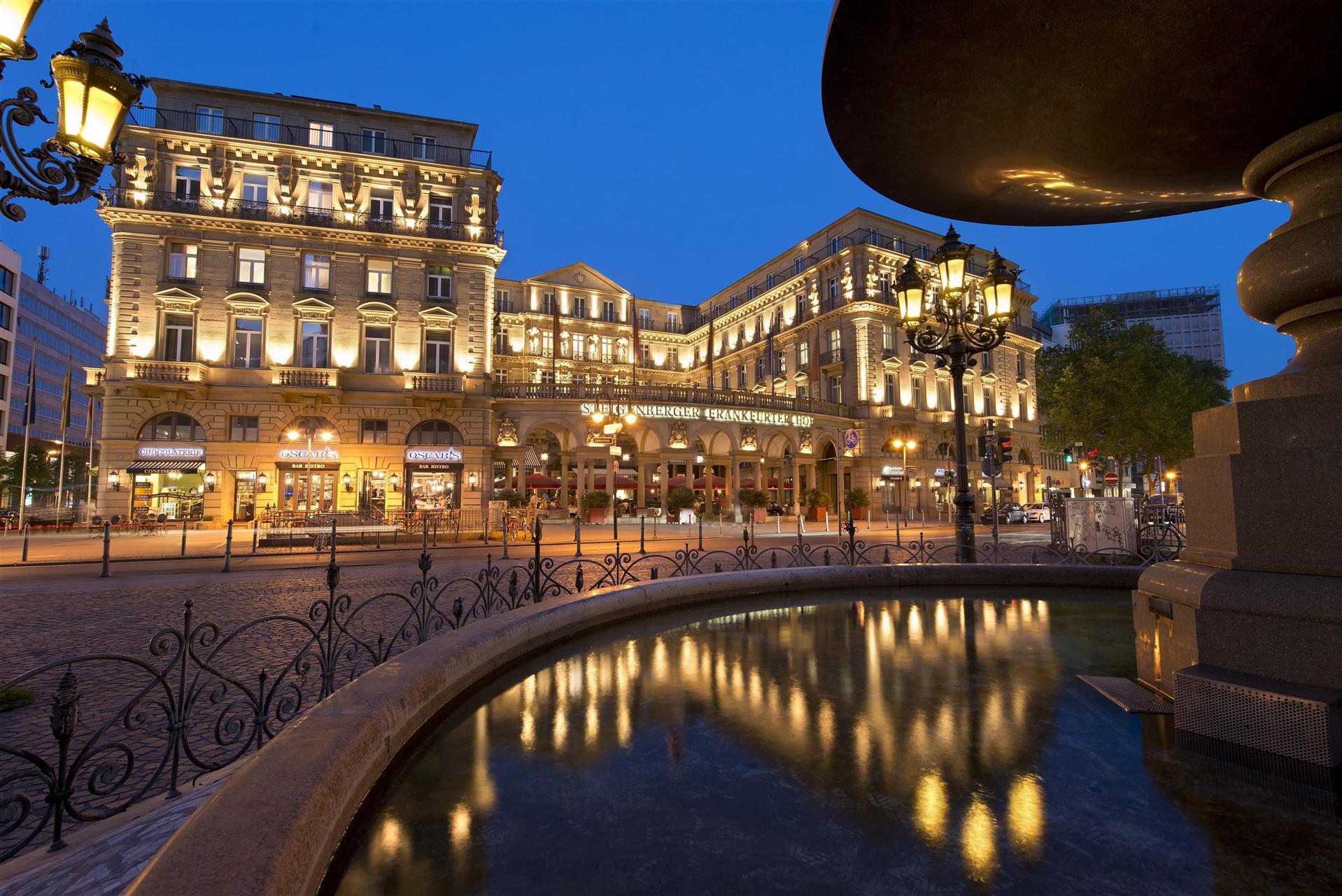Meetings and Events at Hilton Garden Inn Frankfurt City Centre ...