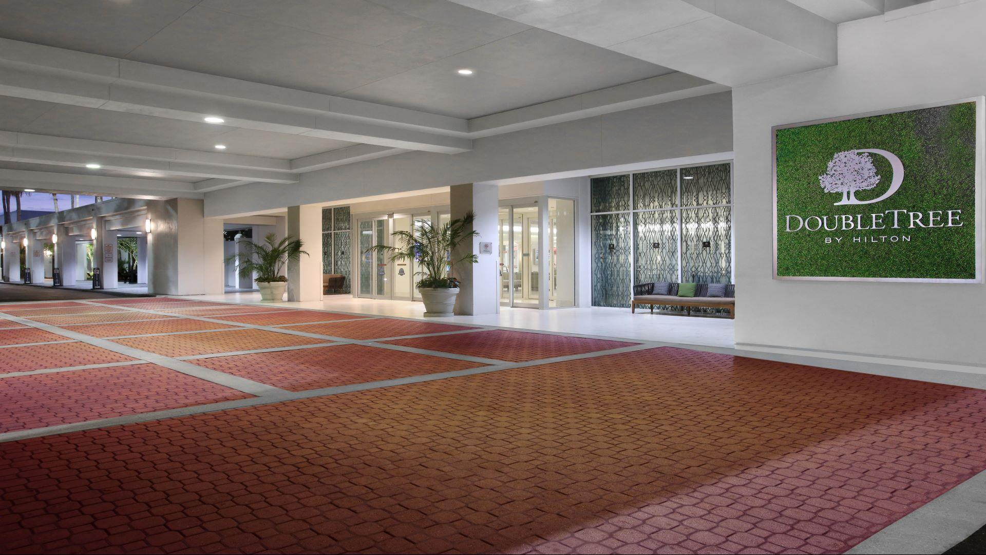 Meetings and events at DoubleTree by Hilton Hotel at the