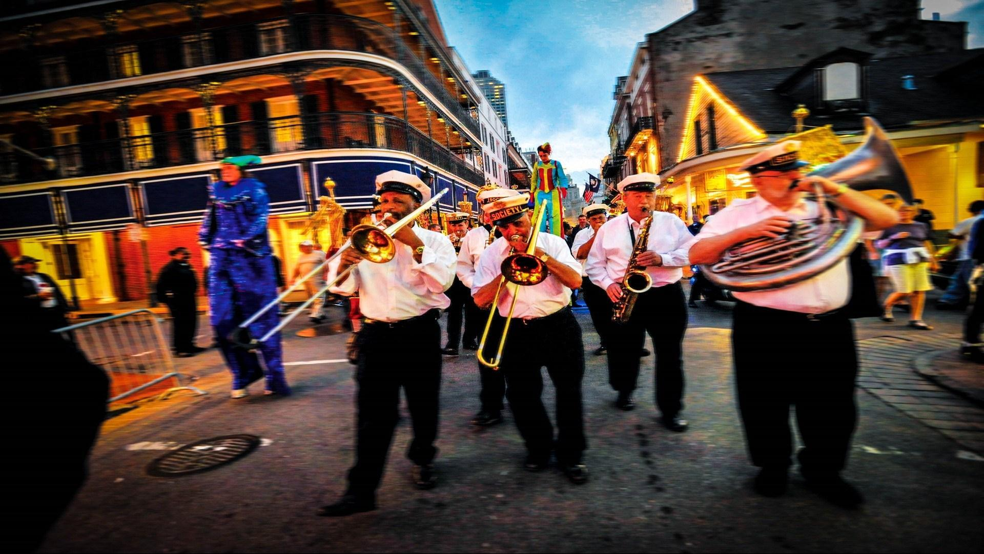Meetings and events at New Orleans & Company, New Orleans
