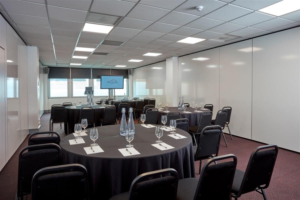 Meetings and events at The Mermaid London, London, GB1