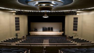 Inside of the Tilson Music Hall