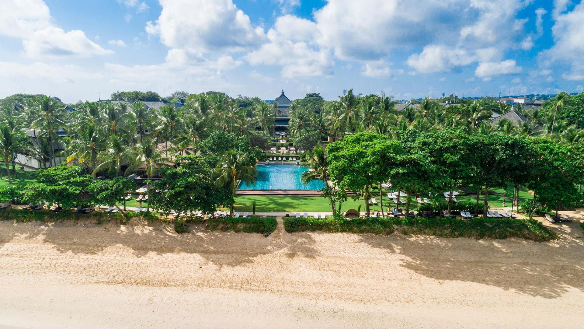 Meetings And Events At Intercontinental Bali Resort Bali Id