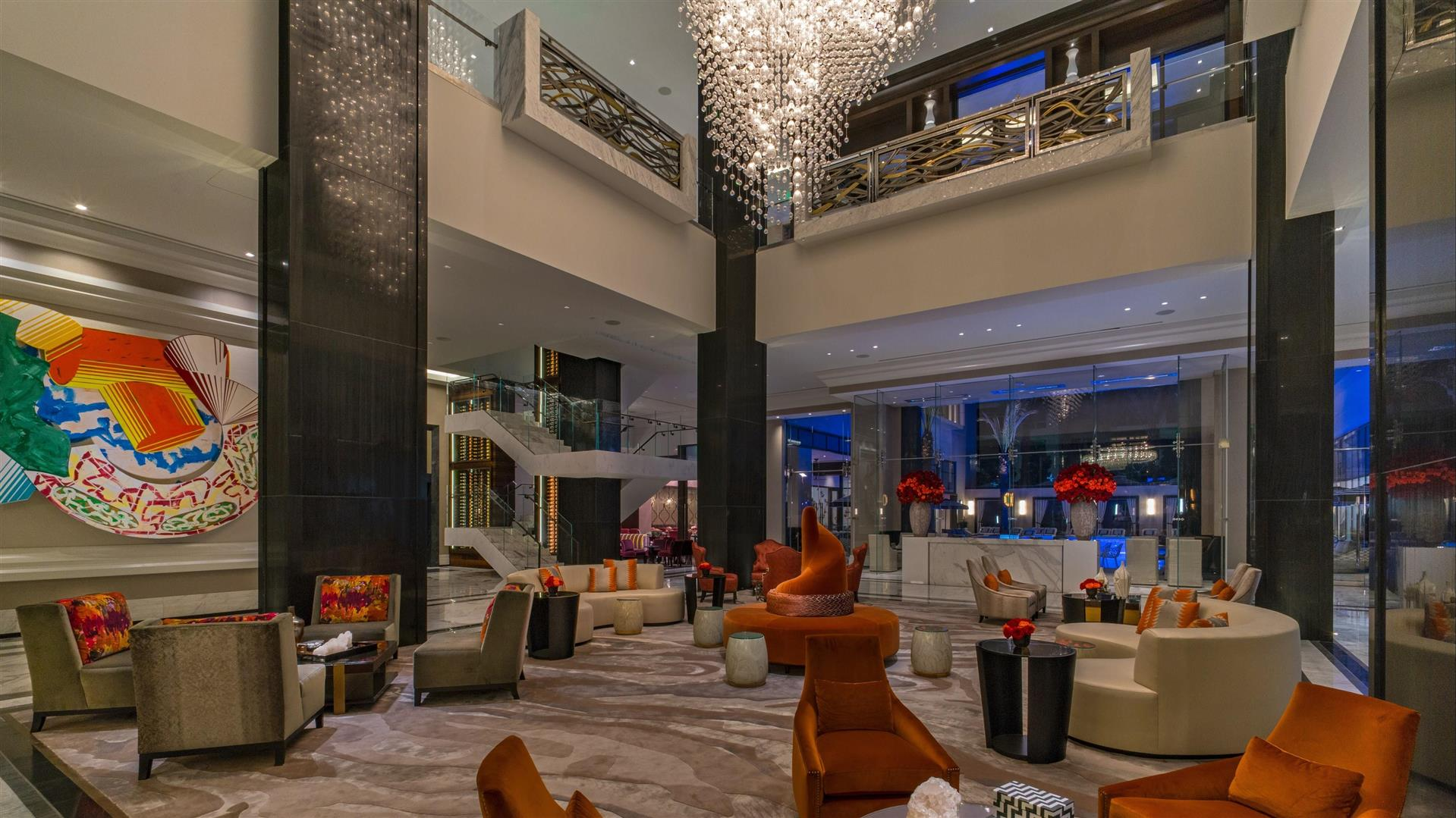 Meetings And Events At The Post Oak Hotel At Uptown Houston Houston