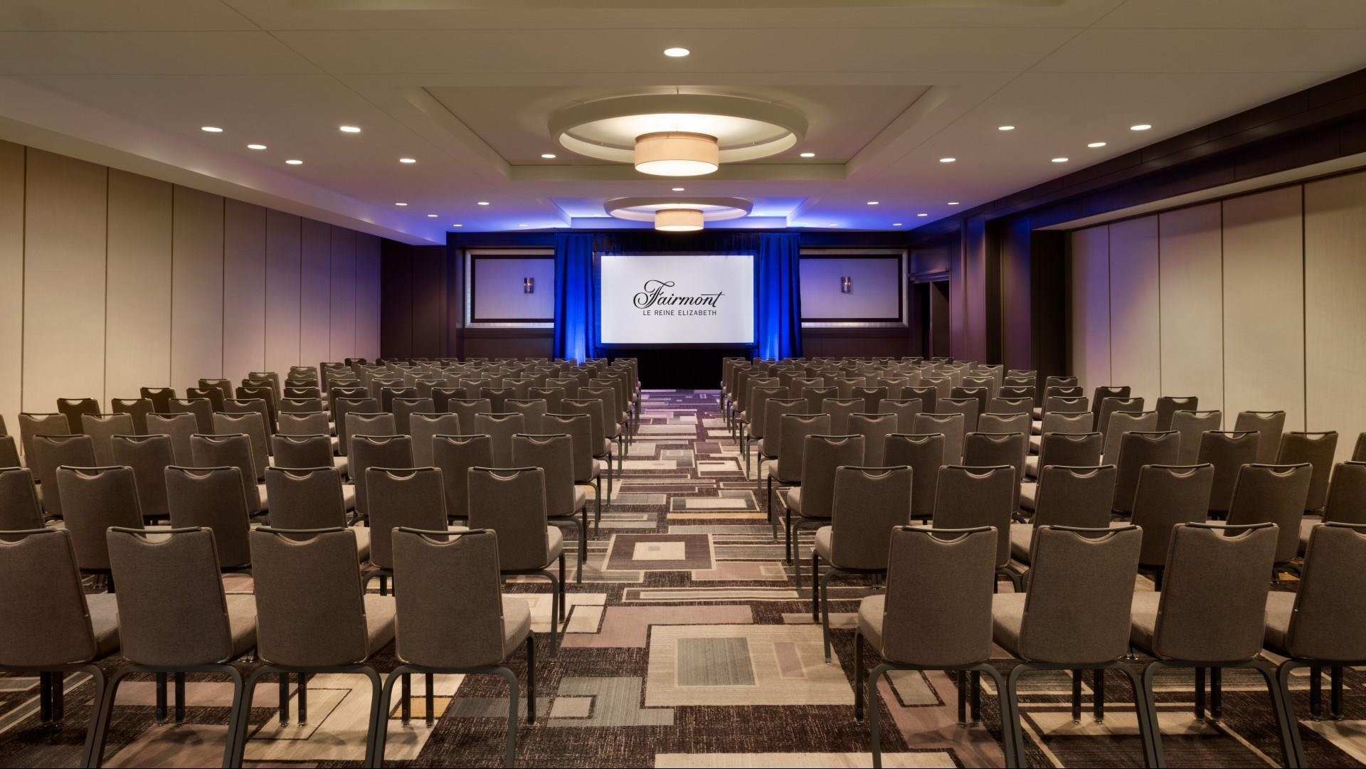 Meetings And Events At Fairmont The Queen Elizabeth Montreal Qc Ca