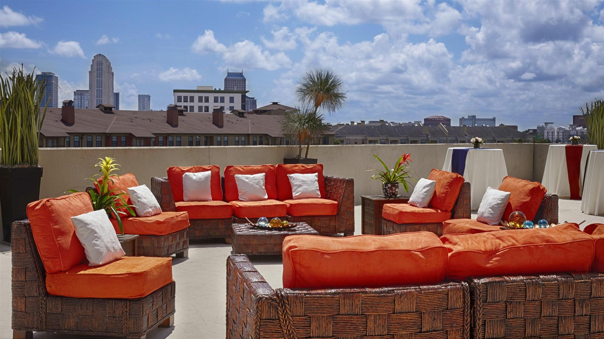 Meetings And Events At Doubletree By Hilton Hotel Orlando Downtown