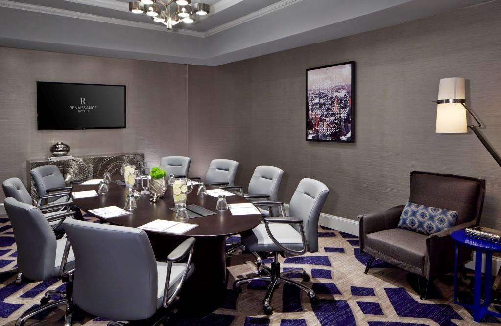 Meetings and events at Renaissance Atlanta Waverly Hotel