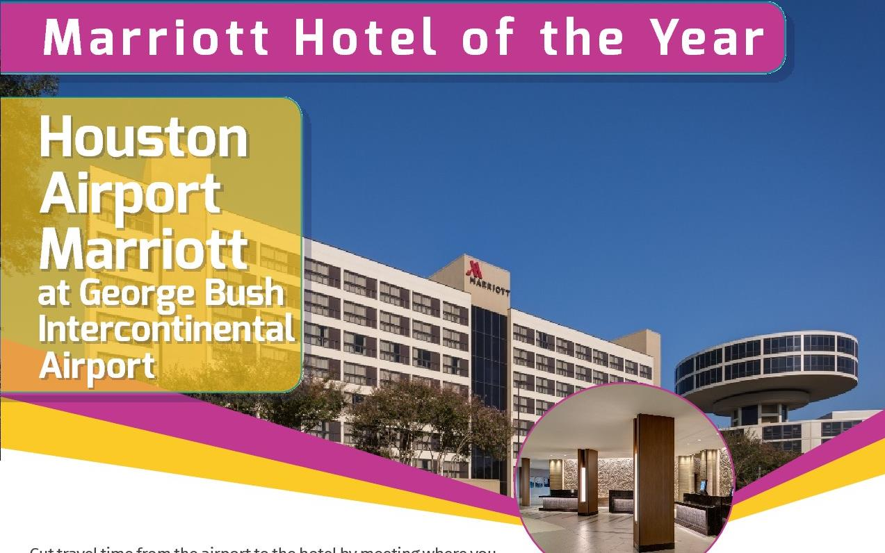 Meetings And Events At Houston Airport Marriott At George Bush