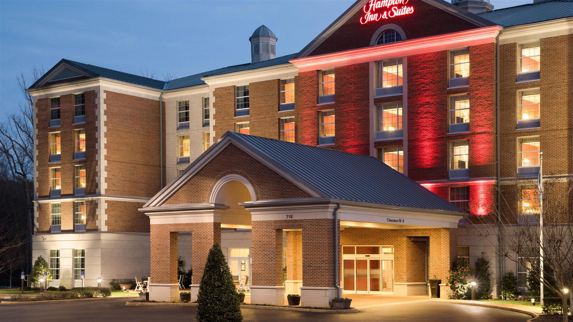 Meetings and Events at Hampton Inn & Suites Williamsburg-Central ...