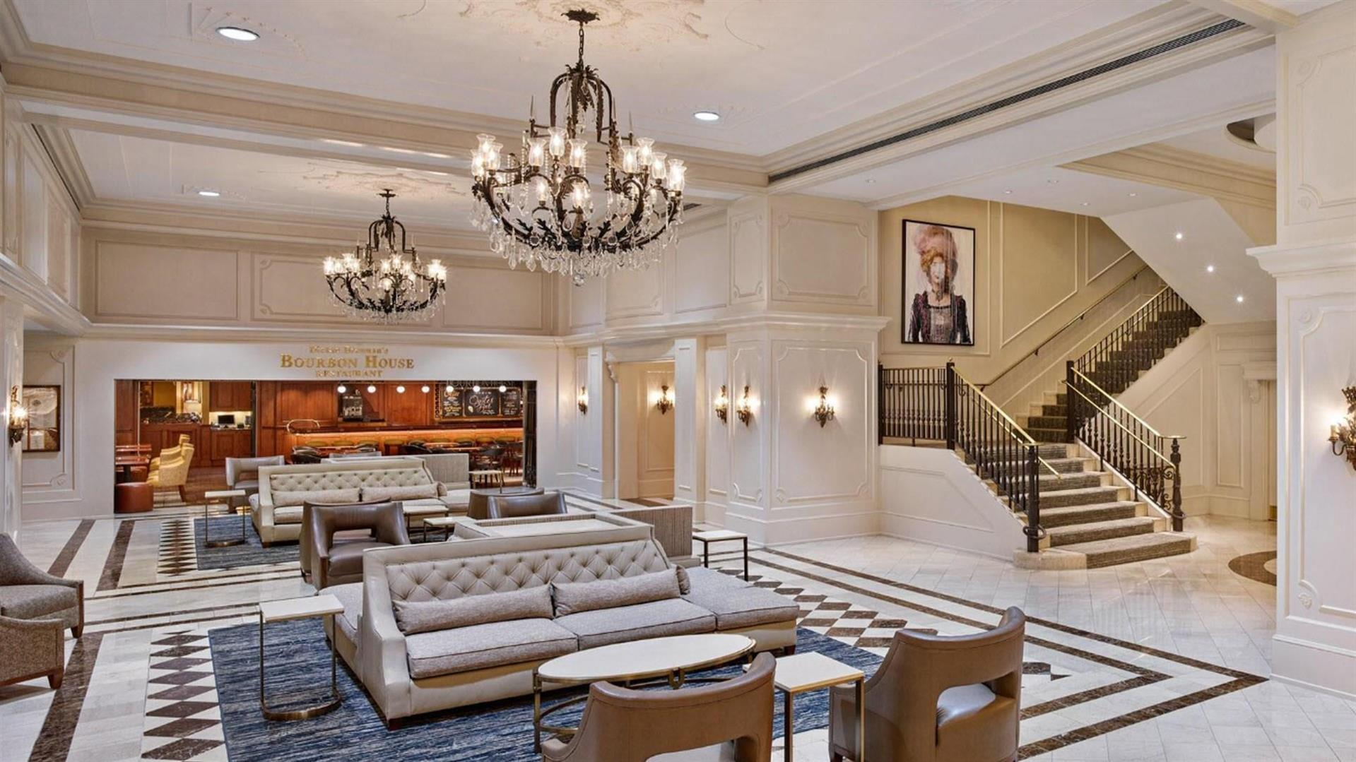 Meetings and events at Astor Crowne Plaza-New Orleans French