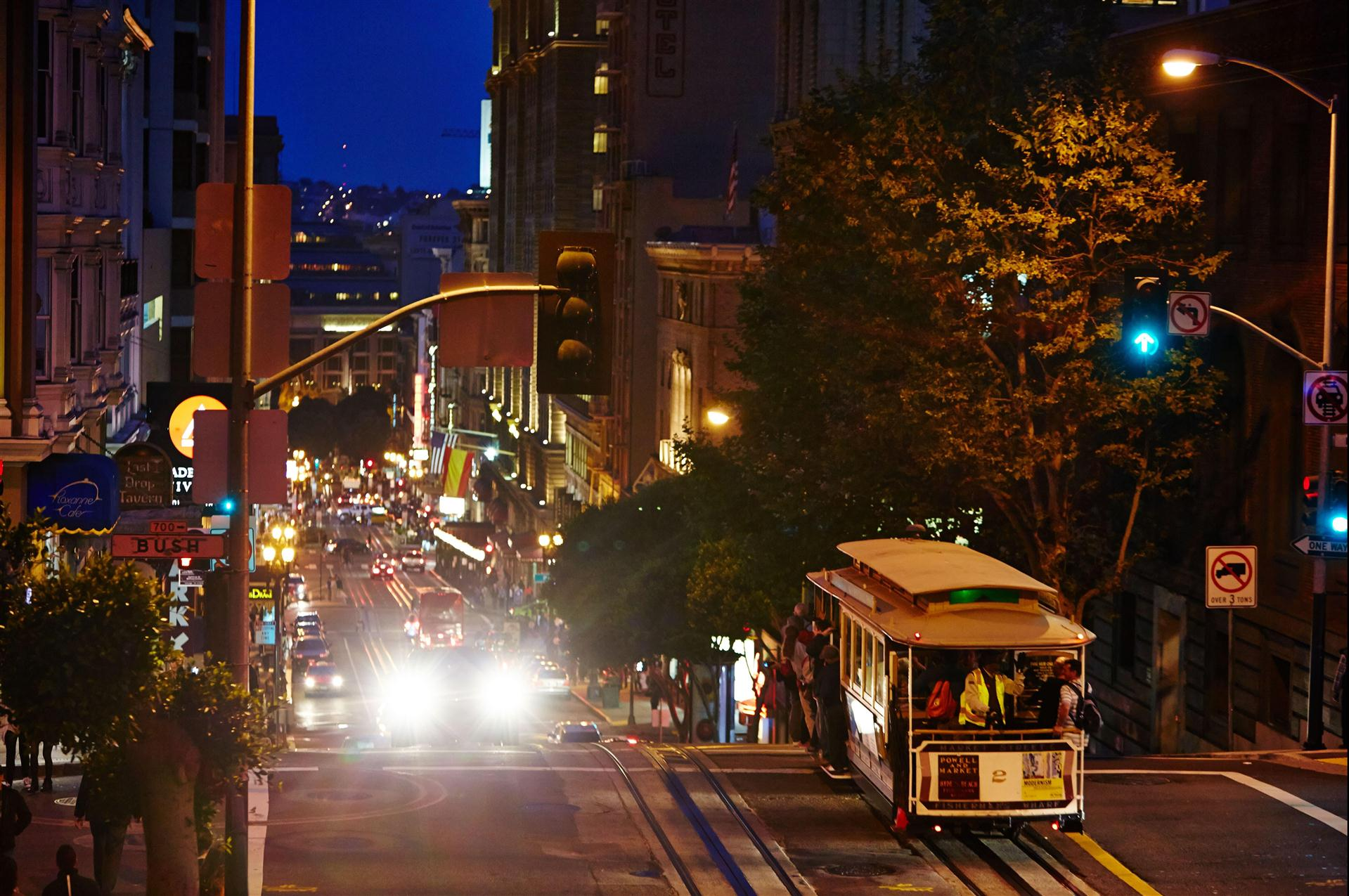 Meetings and Events at San Francisco Marriott Union Square, San ...