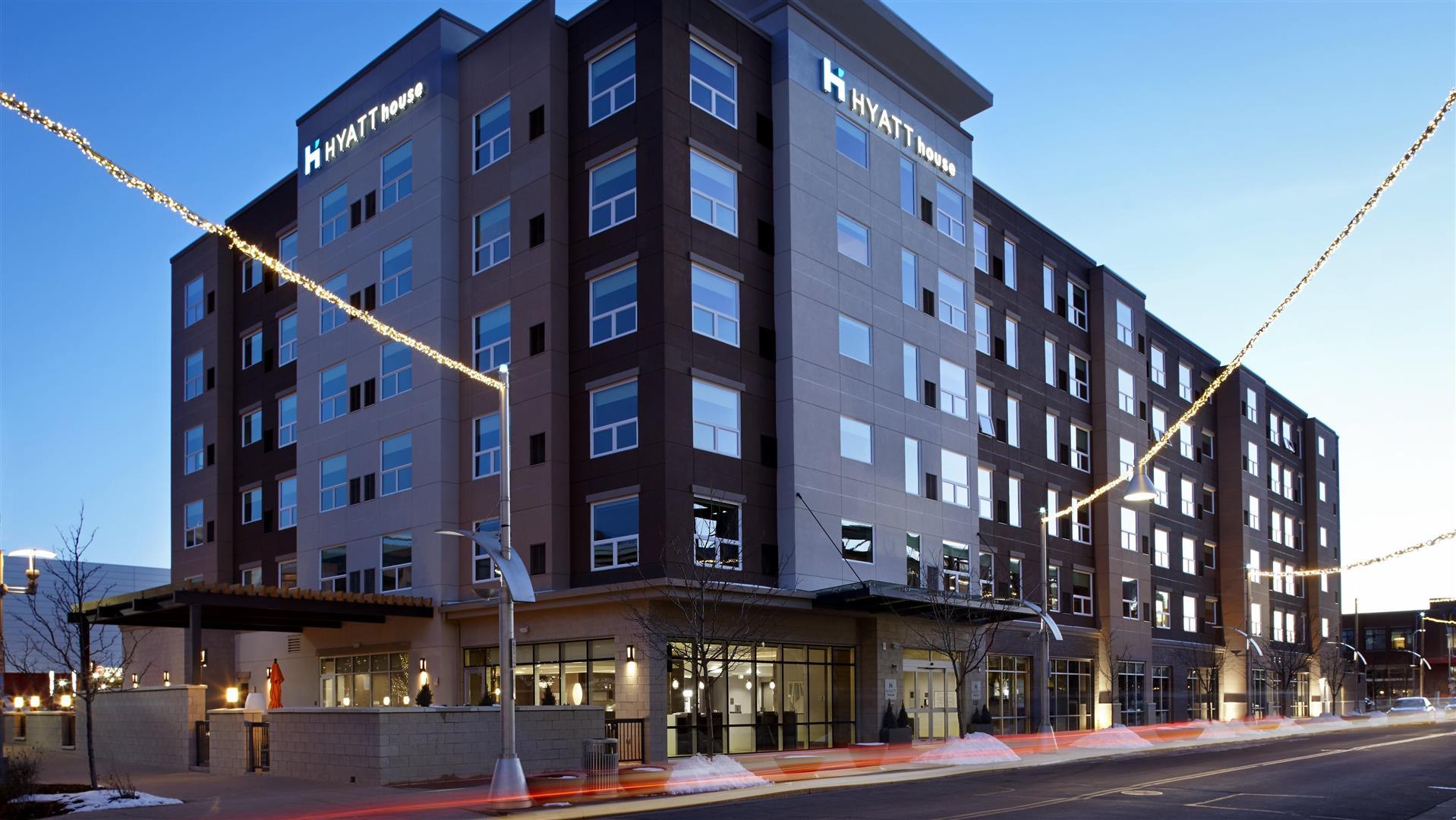 Meetings and Events at Hyatt House Denver/Lakewood at Belmar, Denver ...