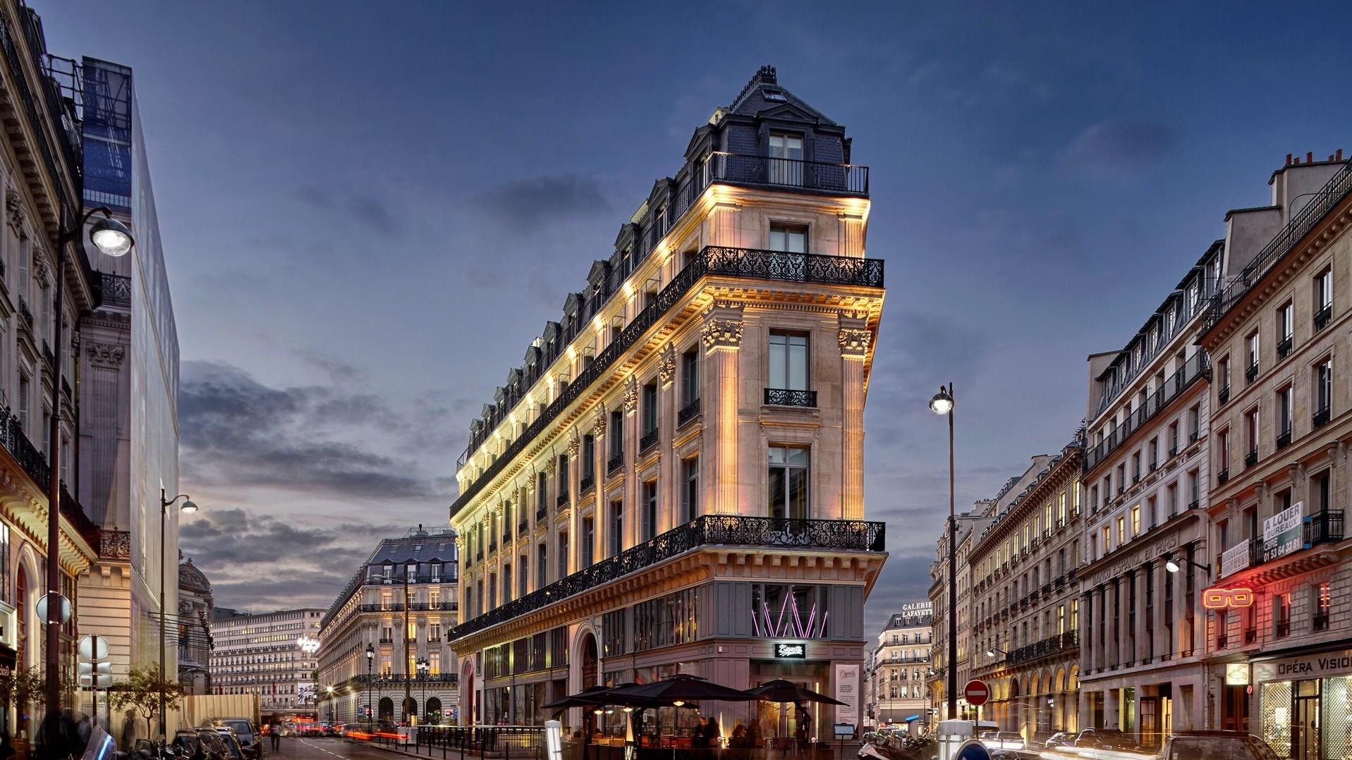 Meetings and Events at W Paris - Opera, Paris, FR