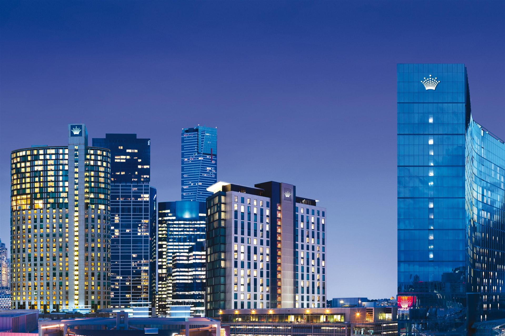 Meetings and events at Crown Melbourne, Melbourne, AU